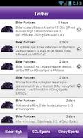 Screenshot of EHS Mobile Sports