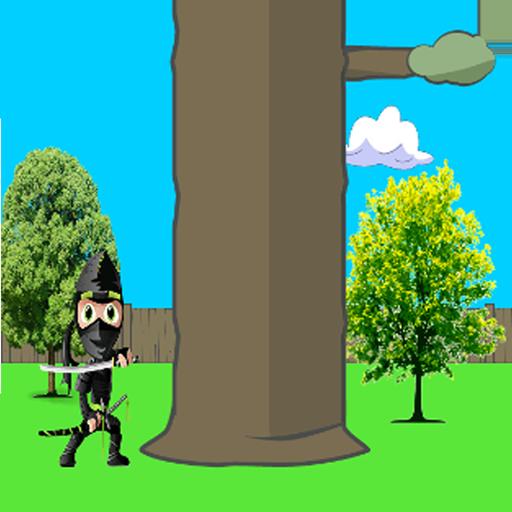 Ninja Timber Games