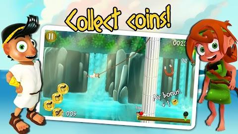 Rope Escape Atlantis Screenshot 11