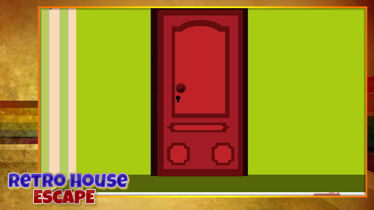 Retro House Escape- screenshot