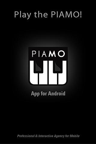 PIAMO (for Android) - screenshot