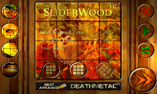SliderWood FREE- screenshot thumbnail