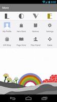 Screenshot of LOVE - KakaoTalk Theme