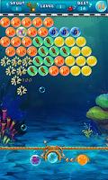 Screenshot of Ocean Bubble Mermaid