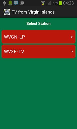 電視從維爾京群島
