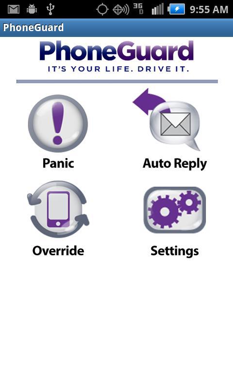 PhoneGuard Premium - screenshot