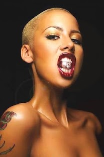 Amber Rose Live Wallpaper - screenshot thumbnail