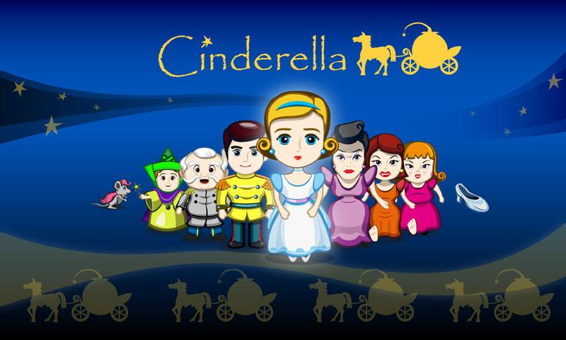 Cinderella : 3D Pop-up Book - screenshot