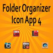 Icon App 4 Folder Organizer