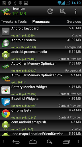 Full android apk apps