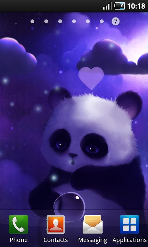 Panda- screenshot