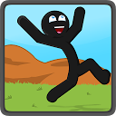Stickman Wallpaper mobile app icon