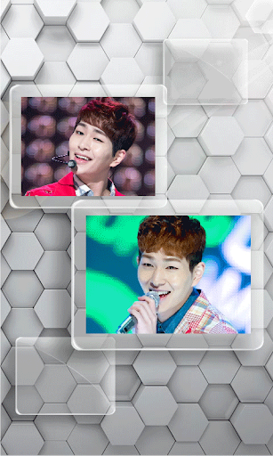 SHINee Onew Live Wallpaper 07