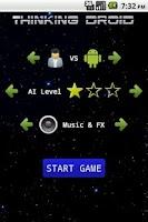 Screenshot of Thinking Droid