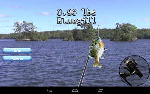i Fishing 3 Lite Screenshot