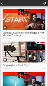 Filmmaker News screenshot 4