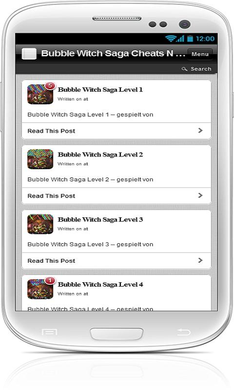 Bubble Witch Saga Cheats N Tip - screenshot