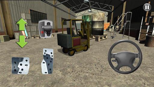 Forklift Simulator 3D