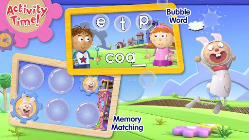 【免費教育App】Tickety Toc Bubble Time-APP點子