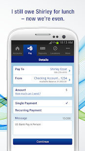U.S. Bank - screenshot thumbnail