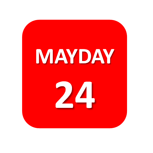 MAYDAY 24 旅遊 App LOGO-APP開箱王