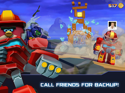 Angry Birds Transformers v1.5.16