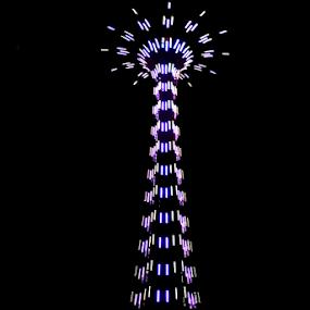 CONEY ISLAND PARACHUTE JUMP by Kendall Eutemey - Artistic Objects Other Objects ( kendall eutemey, parachute jump, amusement park, new york city, coney island )