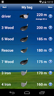 Mobitee GPS Golf Free- screenshot thumbnail