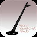EMF & Metal Detector (Pro) icon
