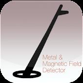 EMF & Metal Detector (Pro)