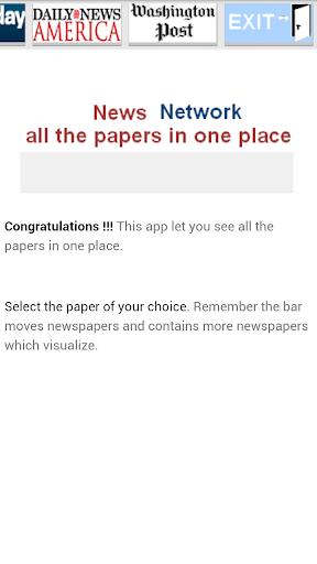 【免費通訊App】Newspaper USA-APP點子
