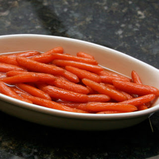 Easy Brown Sugar Glazed Carrots