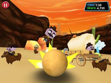 Roll: Boulder Smash! Screenshot 9