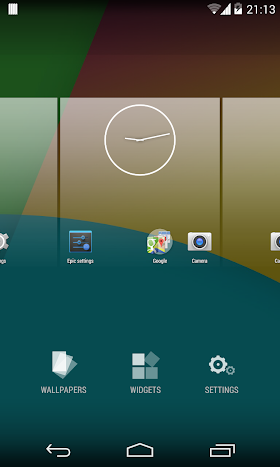 Epic Launcher Prime (Lollipop) 1.2.9 APK