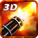 Flight & Gun 3D icon