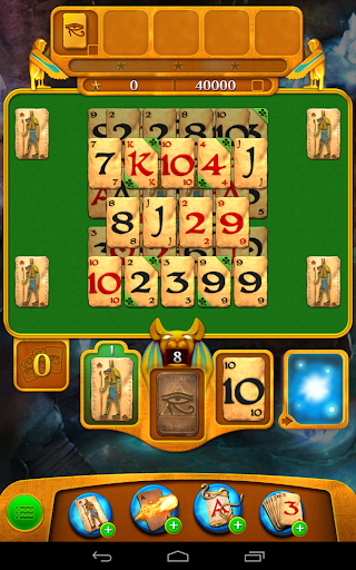 how to play level 180 on pyramid solitaire saga