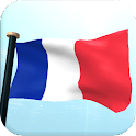 Mayotte Flag 3D Live Wallpaper icon