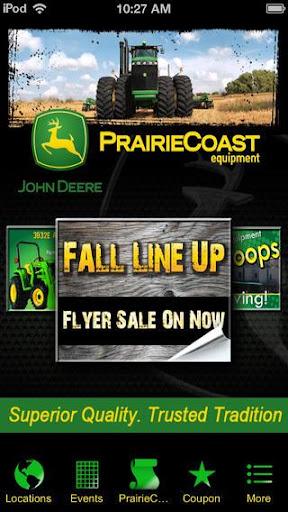 PrairieCoast Equipment Inc.