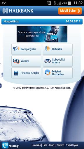 Halkbank Mobil Bankacılık
