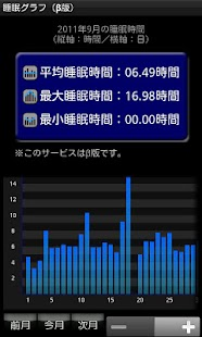 Alarm clock appli(MezaMelo♪)- screenshot thumbnail