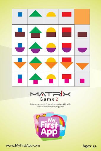 Matrix Game 2 - KIM