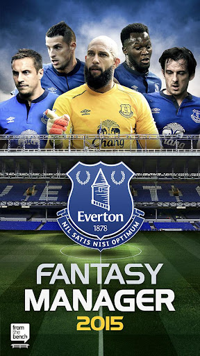 Everton Fantasy Manager '15