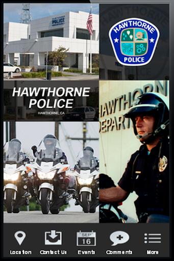 Hawthorne PD