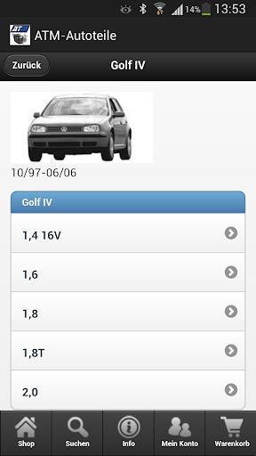 ATM-Autoteile Aplicaciones (apk) descarga gratuita para Android/PC/Windows screenshot