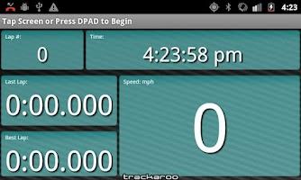 Screenshot of Endurance Dash