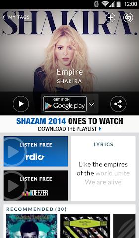Shazam Encore 5.1.3-15012619 APK