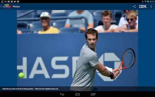 US Open Tennis Championships - screenshot thumbnail