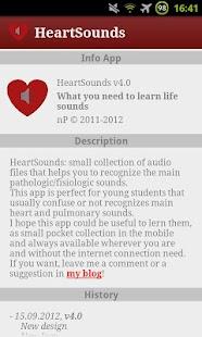 HeartSounds - Stethoscope Full- screenshot thumbnail