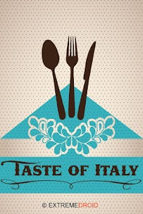 Taste of Italy Italian Recipes - screenshot thumbnail