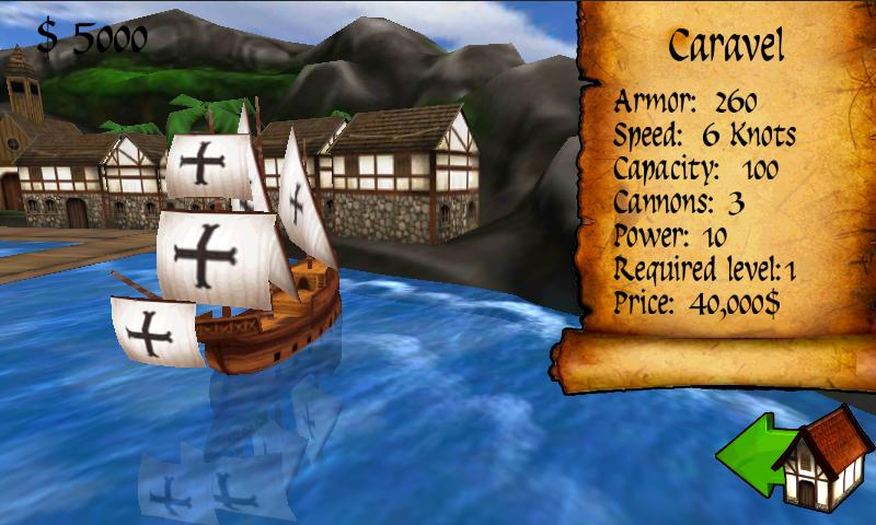 Age Of Wind 2- screenshot